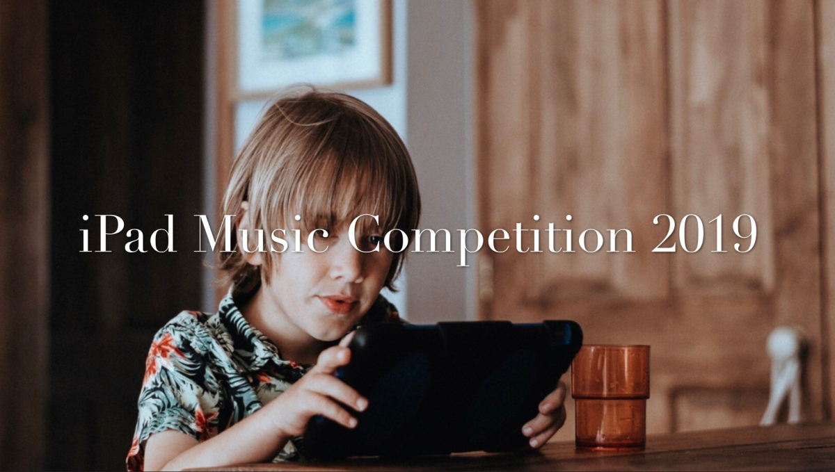 iPad Music Competition – Results